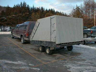 Lake Etchemin Snowmobile